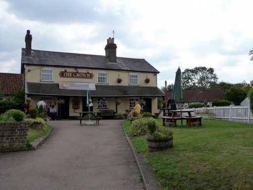 The Crown in Hunsdon