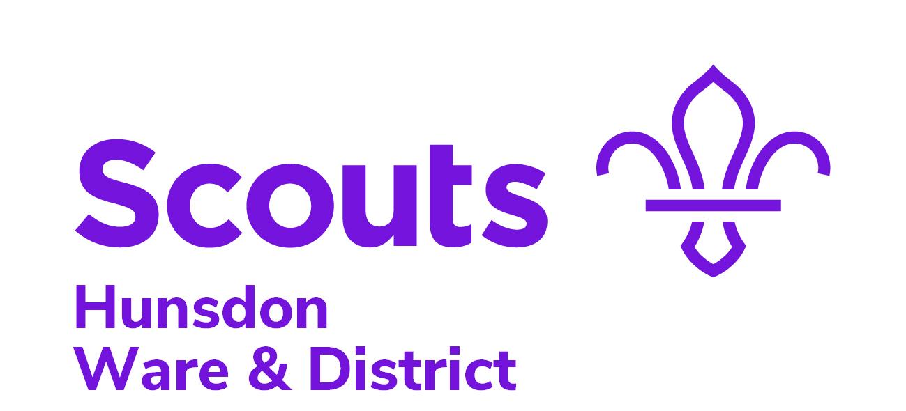 Scouts - Hunsdon & Ware logo