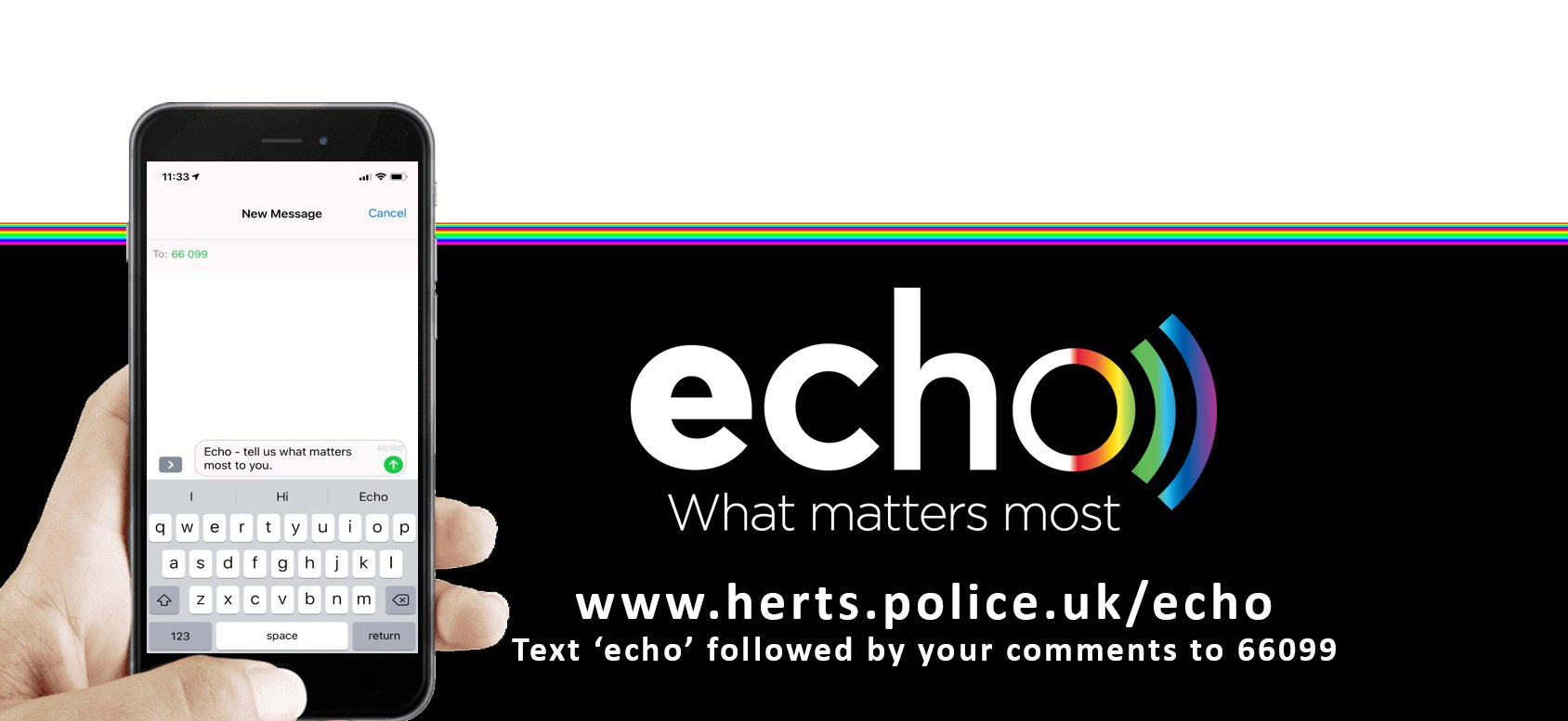 Herts Police Echo
