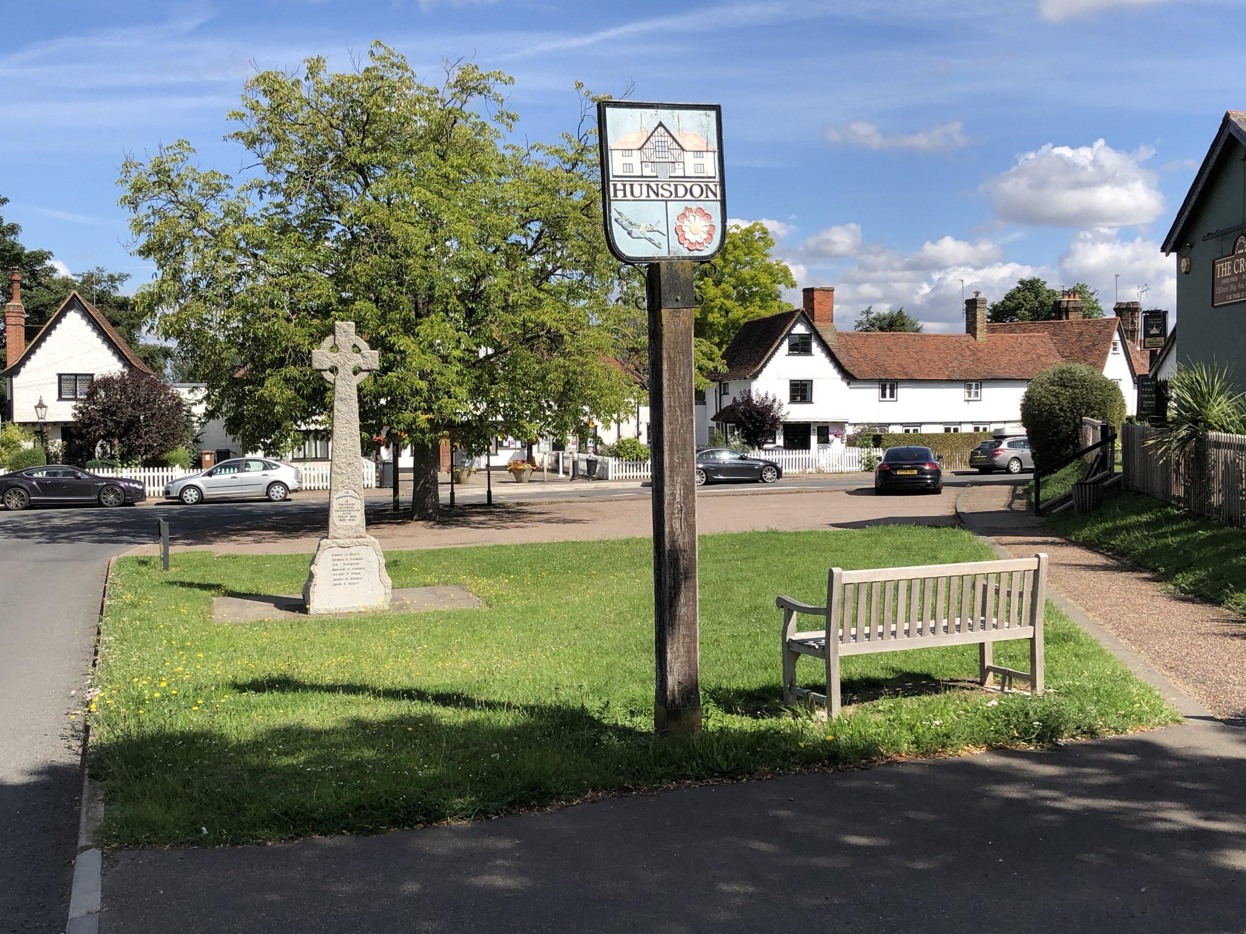 Hunsdon Village